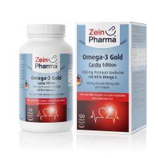 Omega 3 Gold - Cardio Edition (120 Kapseln)