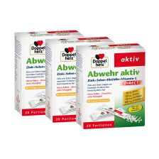 3 x Abwehr Aktiv Direct (3x20 Portionen)