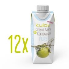Kulau Kokoswasser bio (12x330ml)