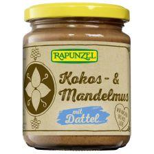 Kokos- & Mandelmus mit Dattel bio (250g)