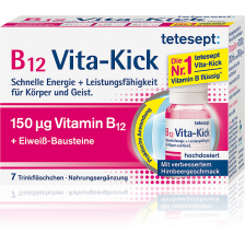 B12 Vita-Kick 150µg (7 Trinkampullen)