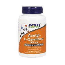 Acetyl L-Carnitine 500mg (100 Kapseln)