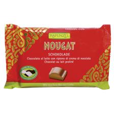 Nougat Schokolade bio (100g)