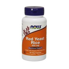 Red Yeast Rice 600mg (60 Kapseln)