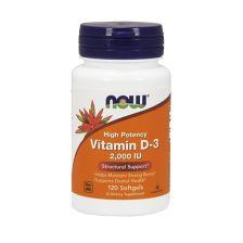Vitamin D3 2000 I.U. (120 Kapseln)