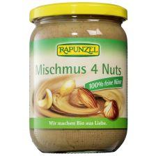 Mischmus 4 Nuts bio (500g)
