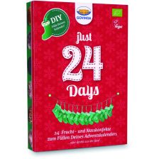 "Adventskalender ""Do-it-yourself"" bio (216g)"