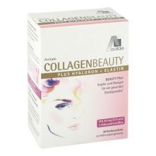 Collagen Beauty plus Hyaluron+Elastin (30x3,5g)
