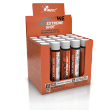 L-Carnitine 3000 Extreme Shot Kirsche (20 x 25ml)