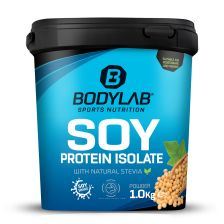 Soja Protein Isolat - 1000g - Banane