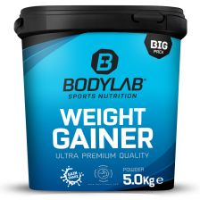 Weight Gainer - 5000g - Haselnuss-Kakao