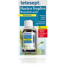 Husten Tropfen Bronchial-activ (40ml)