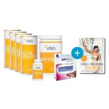 2-Wochen-Blitz-Diät ohne Appetitkontrolle