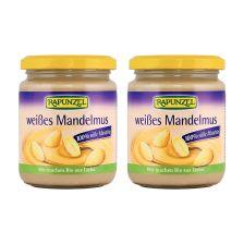 2 x Mandelmus weiß (2x250g)