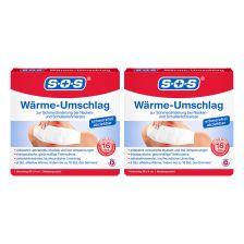 2 x SOS Wärme-Umschlag