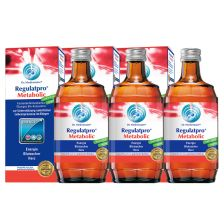 3 x Dr. Niedermaier Regulatpro Metabolic (3x350ml)