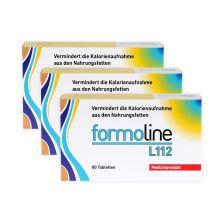 3 x Formoline L112 dranbleiben (3x80 Tabletten)