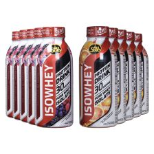 10 x Isowhey Pure Mixed (10x500ml)