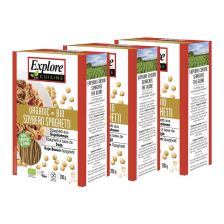 3 x Spaghetti aus Sojabohnen bio (3x200g)