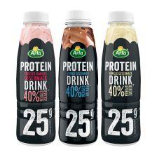 3 x Protein Drink weniger Zucker Mixed (3x479ml)