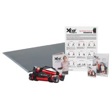 "XCO Premium Set + Flexi-Sports Functional Bodenmatte + Übungs-DVD ""Training mit dem Funktionalen Boden"""