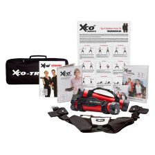 XCO Premium Set + Walking & Running Gürtel + XCO Tasche + XCO Fatburner (DVD)