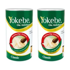 Yokebe Aktivkost Classic Doppelpack (2x500g)