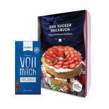 Das Xucker Backbuch + gratis Xylit-Vollmilchschokolade (80g)