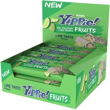 YIPPIE! Bar Fruits (12x45g)