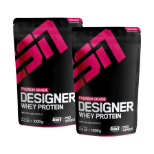 2 x ESN Designer Whey (2x1000g)