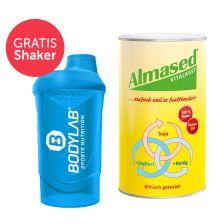 Almased Pulver + Bodylab 24 Shaker