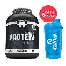 Mammut Formel 90 Protein (3000g) + Bodylab 24 Shaker