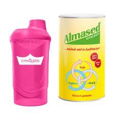 Almased Pulver + Shaker gratis