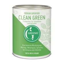 Clean Green Trinkpulver Mischung bio (100g)