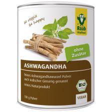 Bio Ashwagandha Pulver (100g)