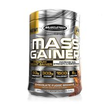Pro Series Mass Gainer Chocolate Fudge Brownie (2270g)