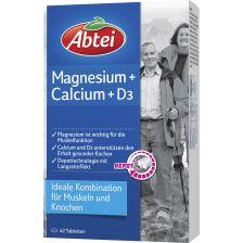 爱普泰镁 钙 D3营养钙片(42片)Magnesium Calcium   D3 Depot (42 Tabletten)