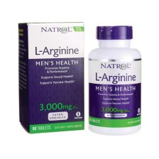 L-Arginine 3000mg (90 Tabletten)