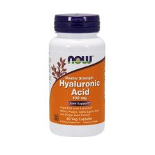 Hyaluronic Acid 100mg Double Strength (60 Kapseln)