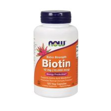 Biotin 10000µg Extra Strength (120 Kapseln)