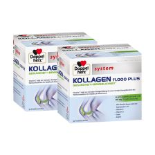 2 x Kollagen 11.000 Plus system (60x25ml)