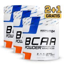 2+1 BCAA Powder (3x275g)