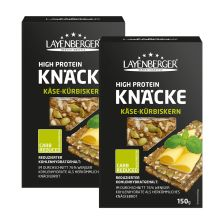2 x LowCarb.one High Protein Knäcke (2x150g)
