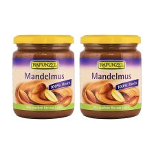 2 x Mandelmus (2x500g)