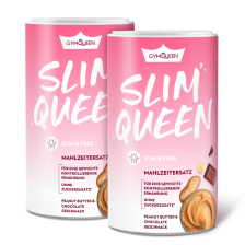 Slim Queen 2er Pack