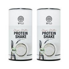 2 x WYLD Bio Protein Shape Shifter Vanille (2x450g)