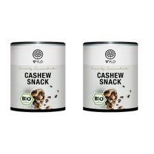 "2 x Bio Cashew Snack ""Crunchy Concentrator"" (2x200g)"