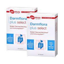 2 x Darmflora plus select (2x80 Kapseln)