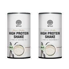 2 x Bio Protein Shape Shifter Vanille (2x450g)
