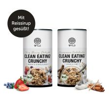 Clean Eating¹ Crunchy Müslis im Doppelpack